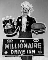 The Millionaire Drive Inn, formerly at Upper James and Mohawk.